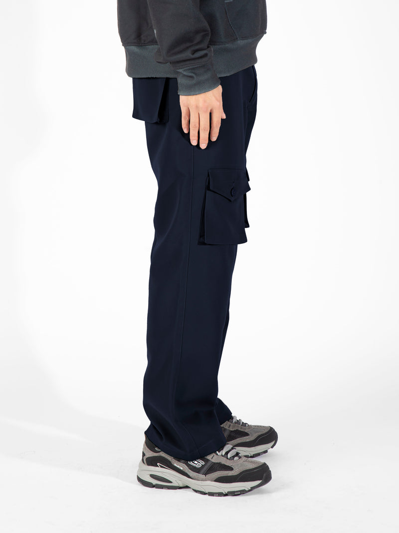 Pocket Set Trousers - Prussian