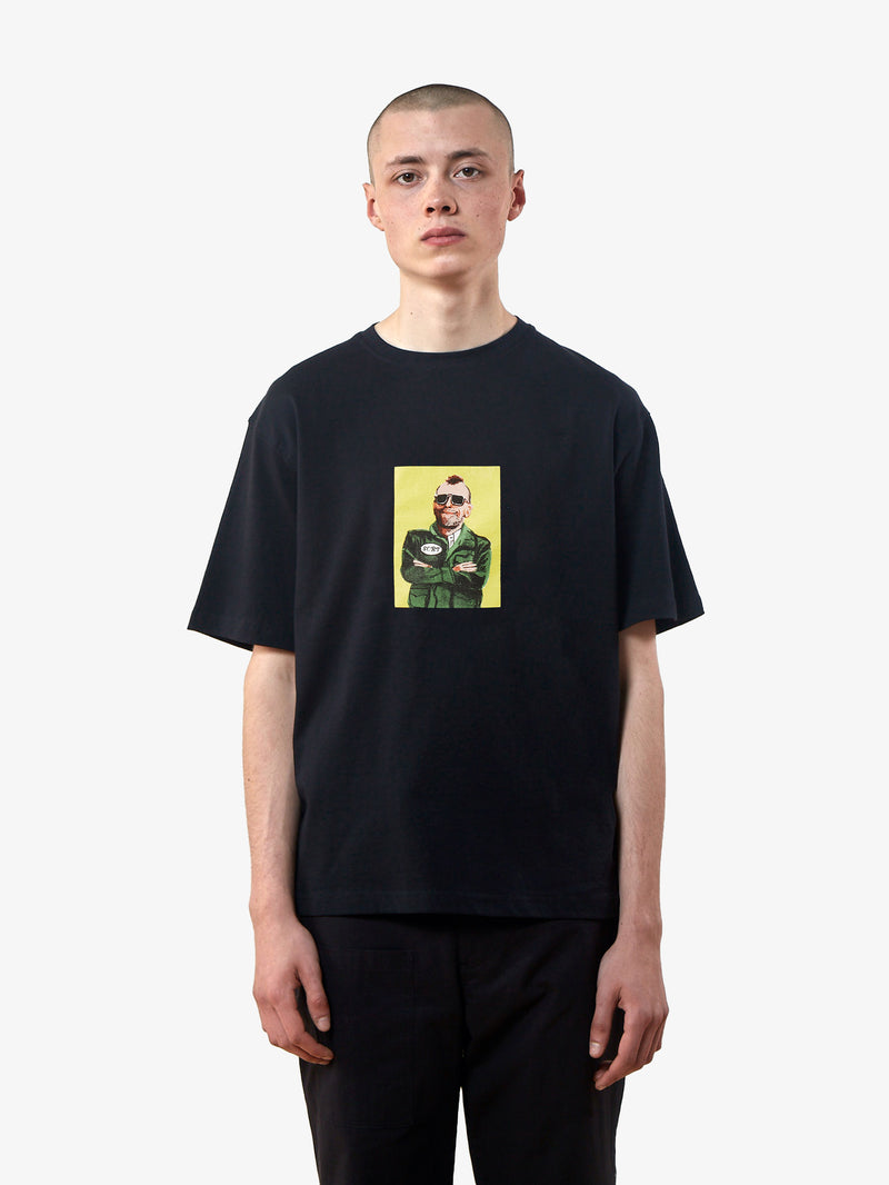 Travis T-Shirt - Black