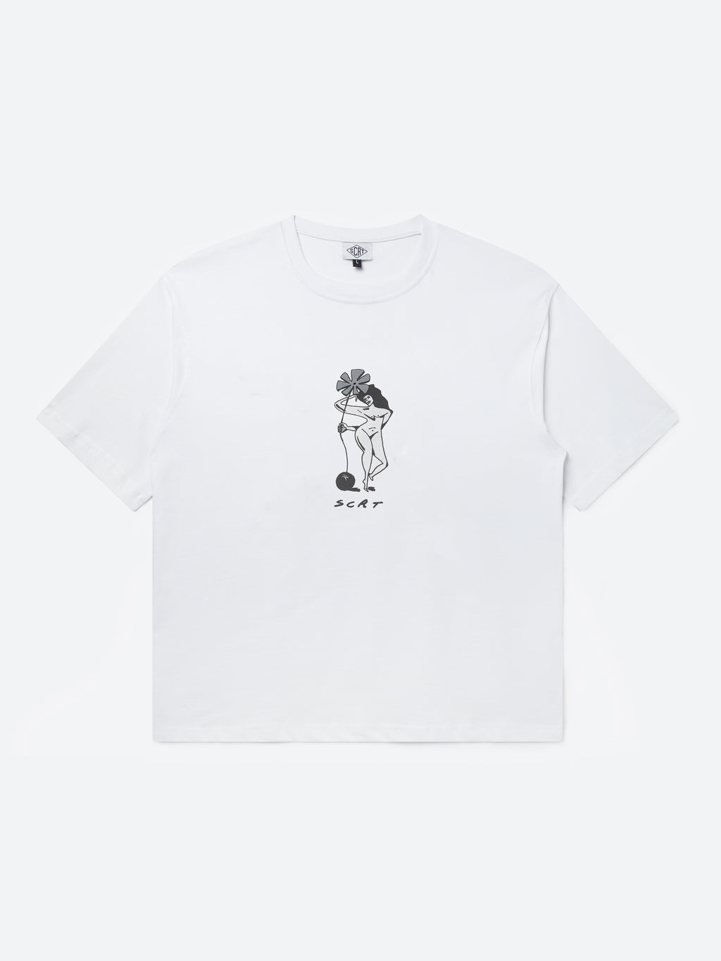 Utopia T-Shirt - White