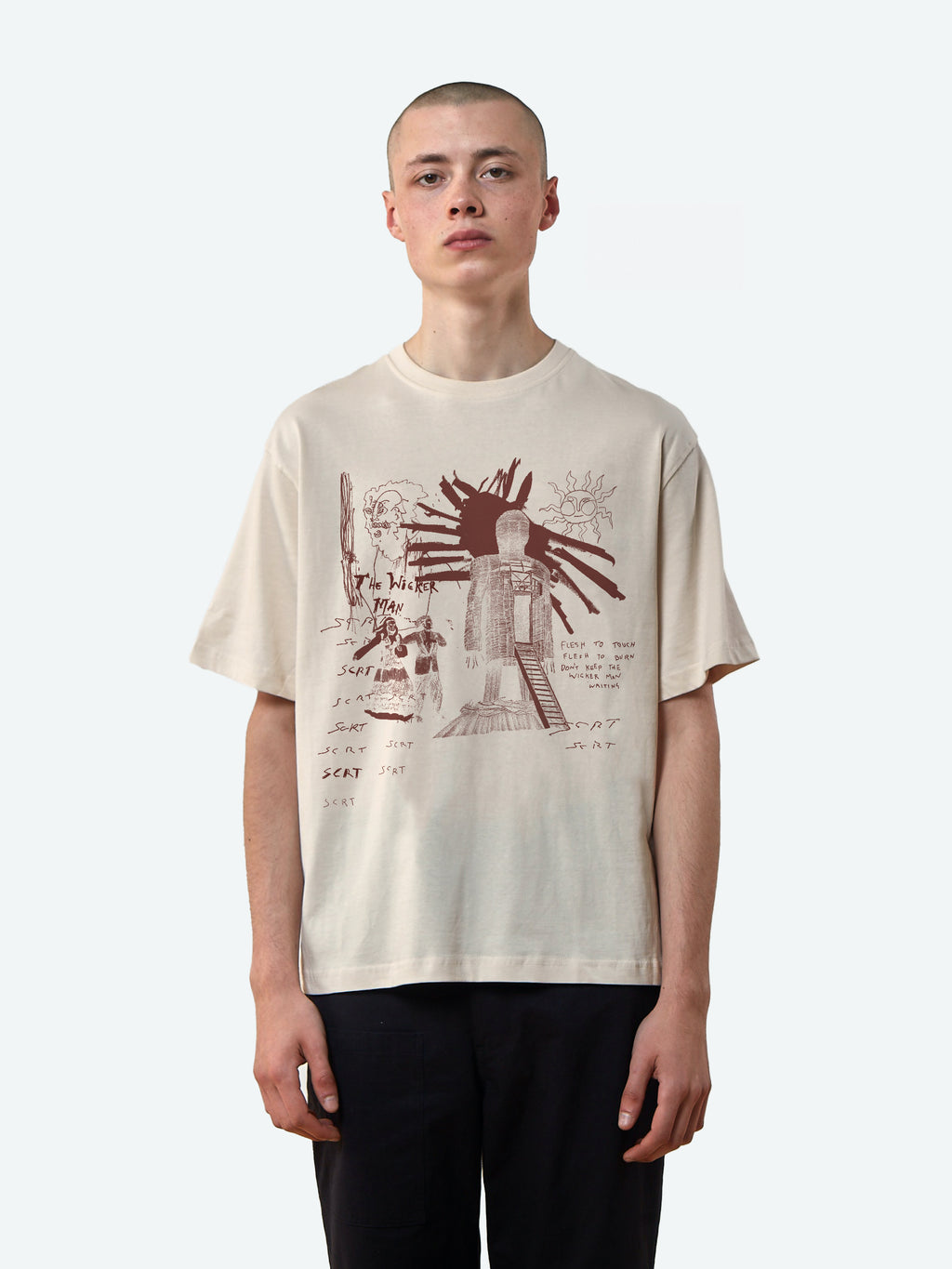 Wicker Man T-Shirt - Dew