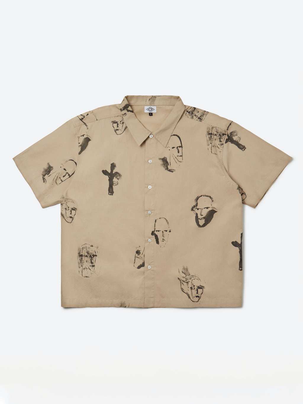 Mr Ink Shirt - Fossil