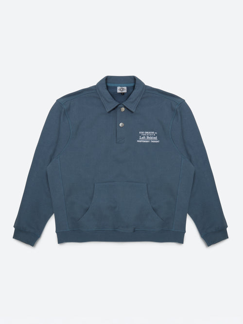 Coach Pullover - China Blue