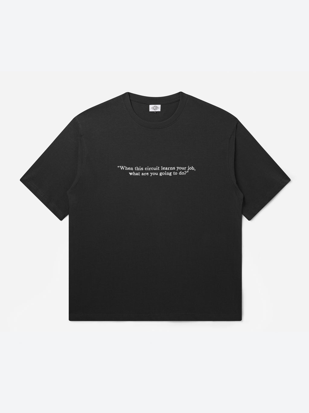 Circuit T-Shirt - Black