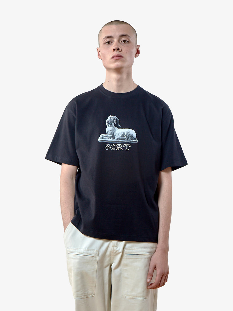 Goat T-Shirt - Black