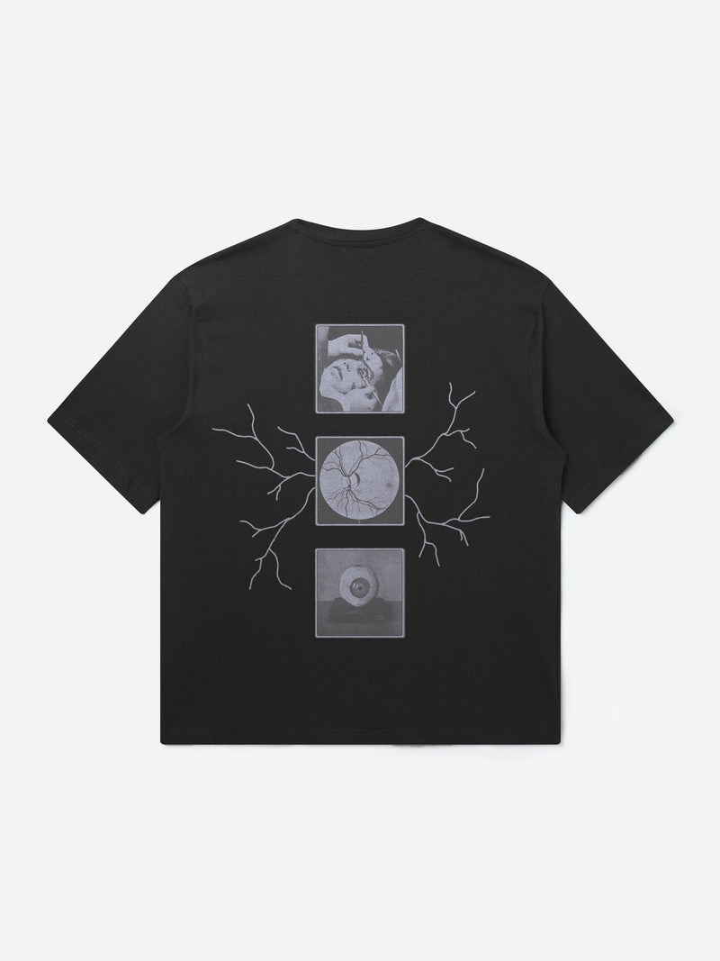 Nature's Camera T-Shirt - Black