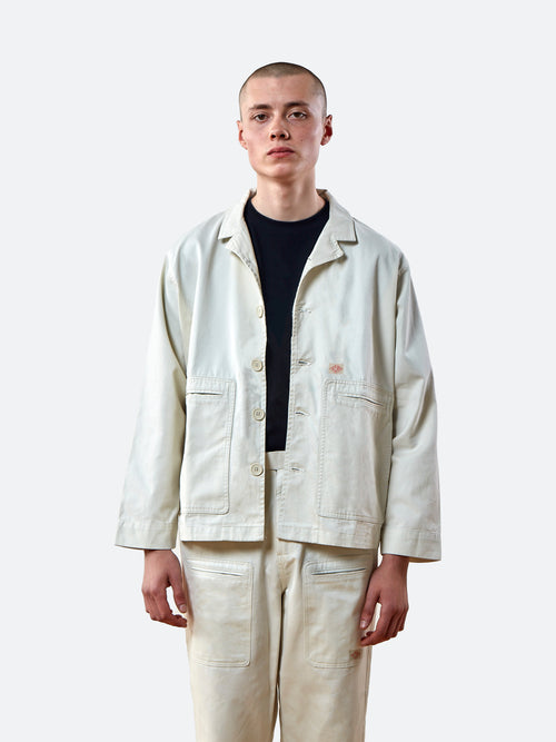 Studio Set Overshirt - Bone