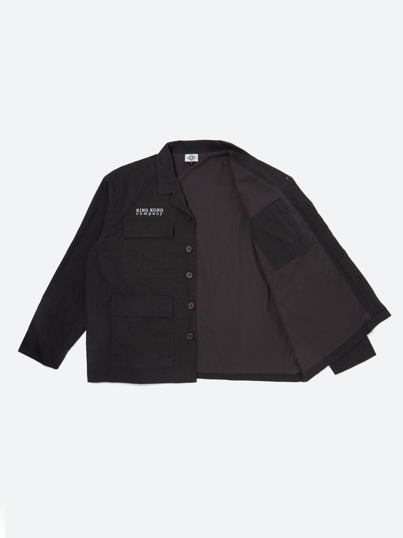 Field Jacket - Black