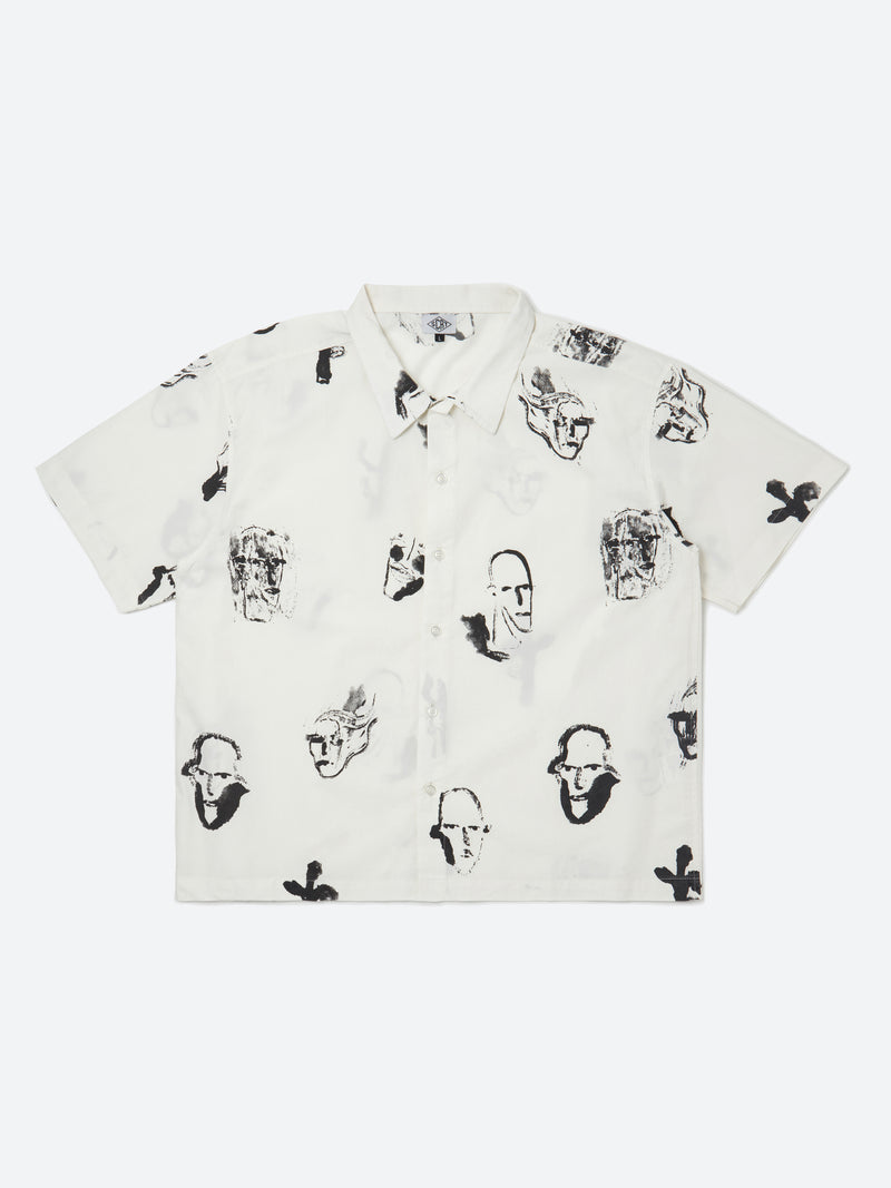 Mr Ink Shirt - White