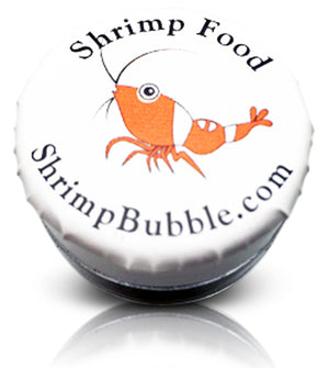 Shrimp Bubble shrimp food blend