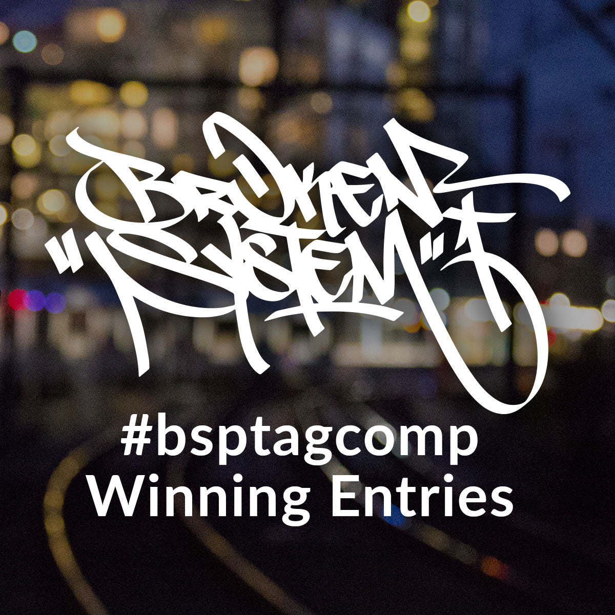 BSP Tag Comp - Winning Entries
