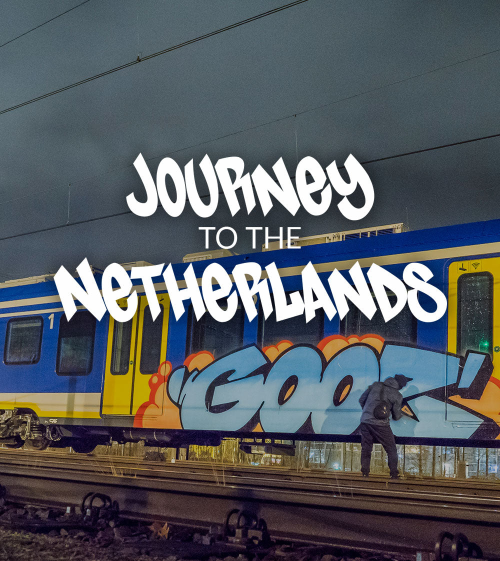 VIDEO - JOURNEY TO THE NETHERLANDS