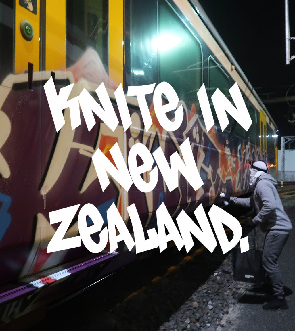 VIDEO - KNITE IN NEW ZEALAND