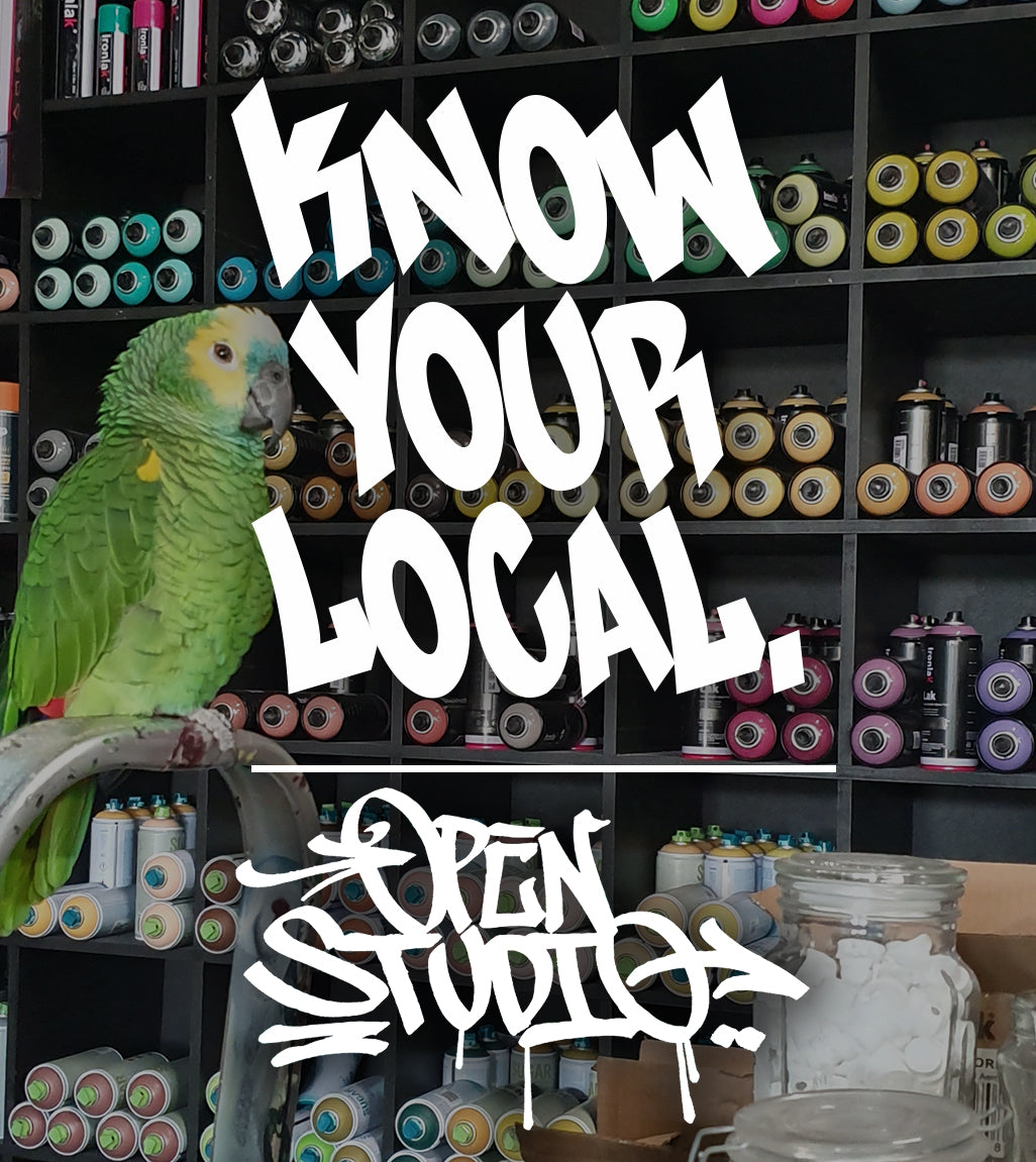 KNOW YOUR LOCAL - Open Studio