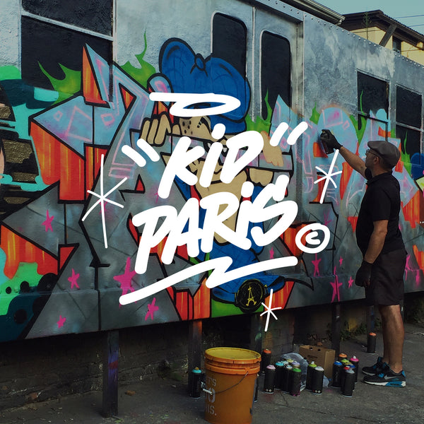 BSP ARTIST SERIES - PARIS