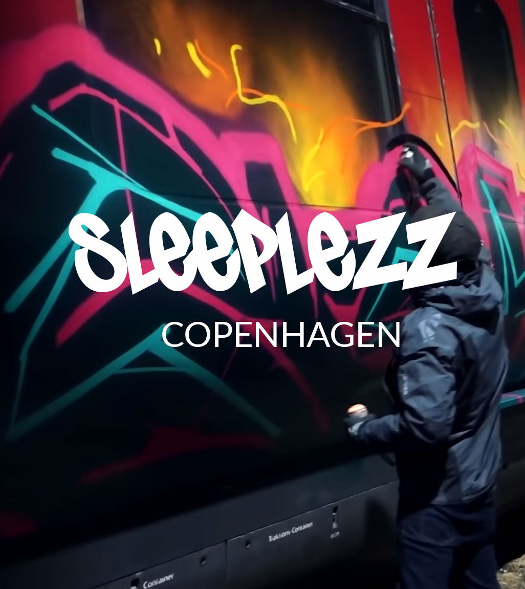 VIDEO - SLEEPLEZZ COPENHAGEN