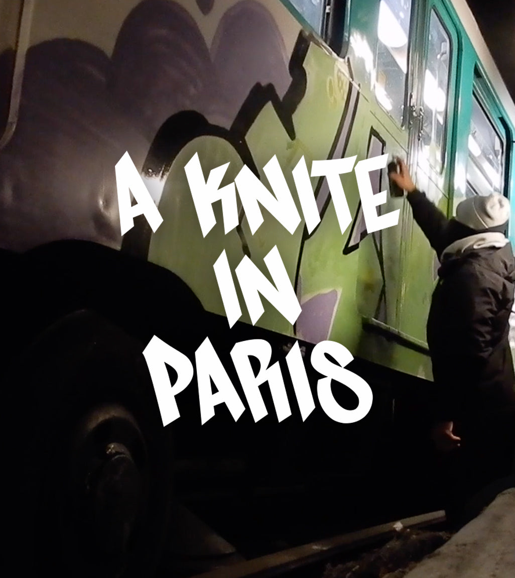 VIDEO - A KNITE IN PARIS