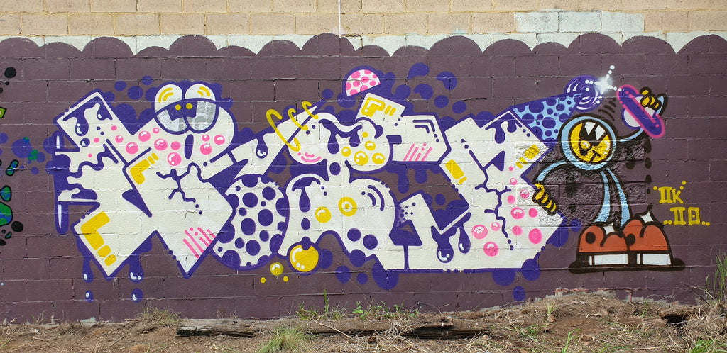 dizzy hizzy sydney graffiti interview