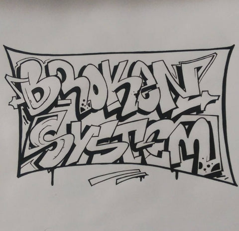 bsp clothing graggiti sketch competition
