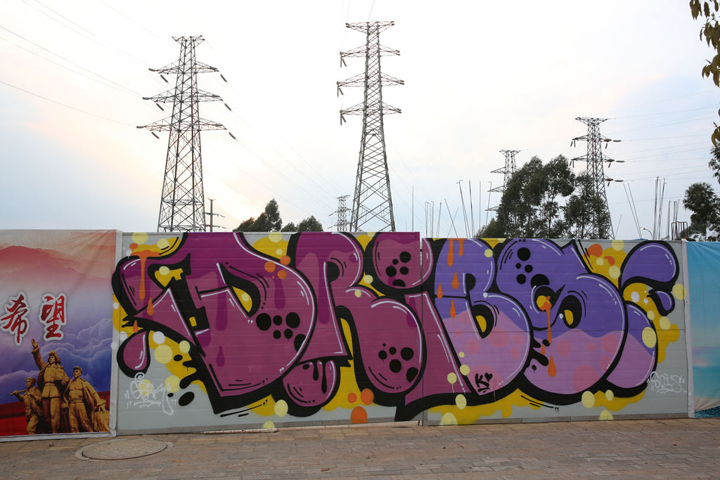 BSP CLOTHING DRIBS SCI GRAFFITI INTERVIEW