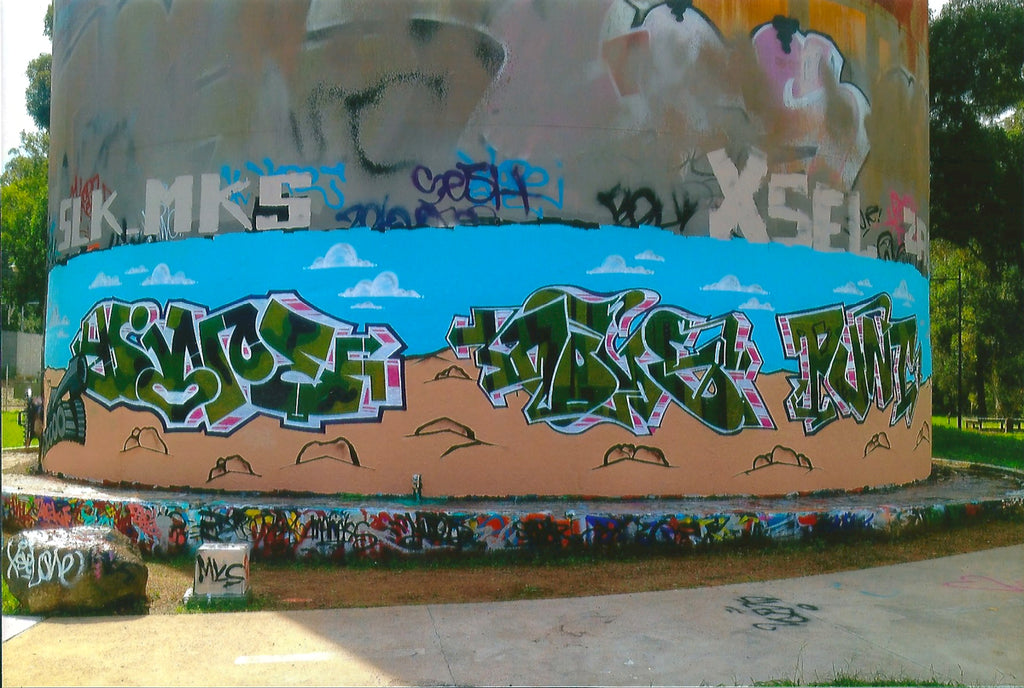 BSP Graffiti interview