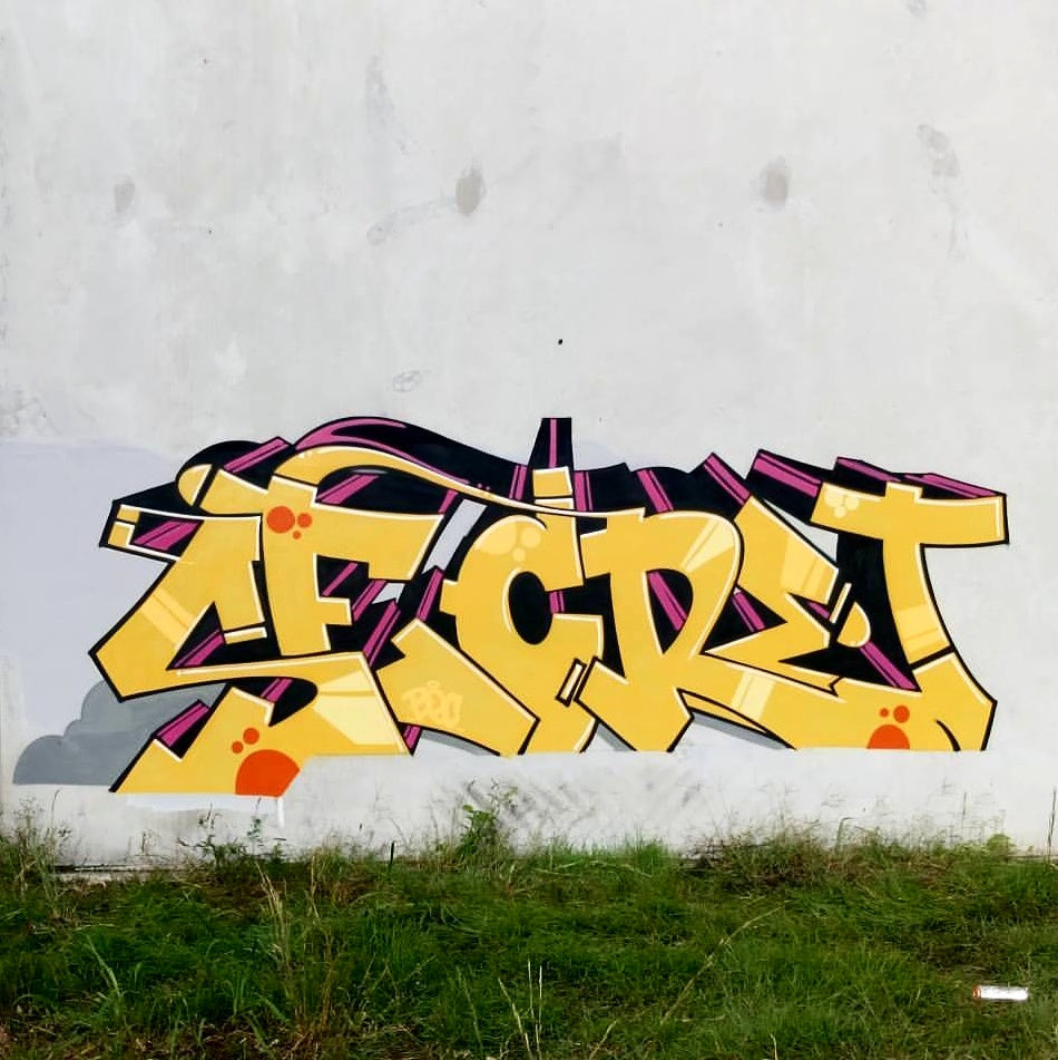 Australian Graffiti Interview SECRET