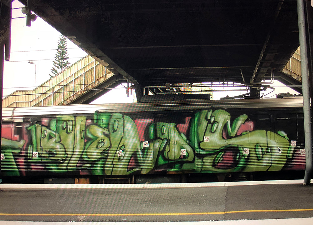 BSP CLOTHING BLENDS DTS GRAFFITI INTERVIEW