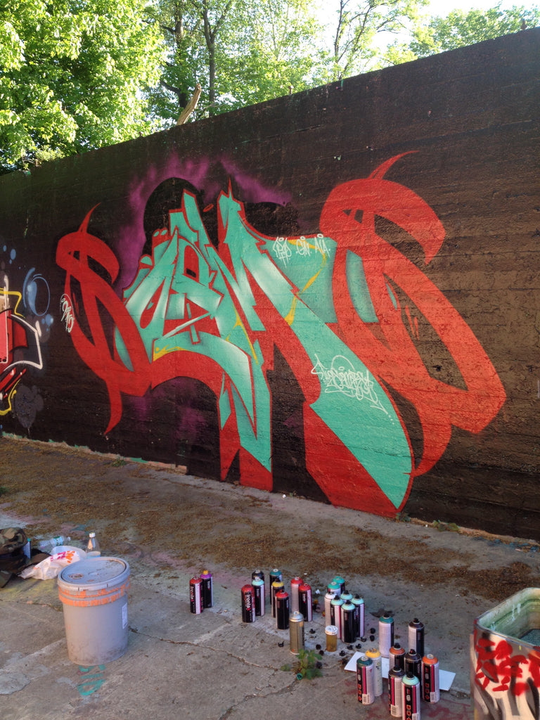 BSP CLOTHING SOEM GRAFFITI INTERVIEW