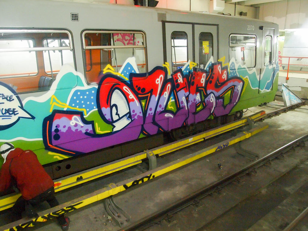 BSP CLOTHING GLUES GRAFFITI INTERVIEW