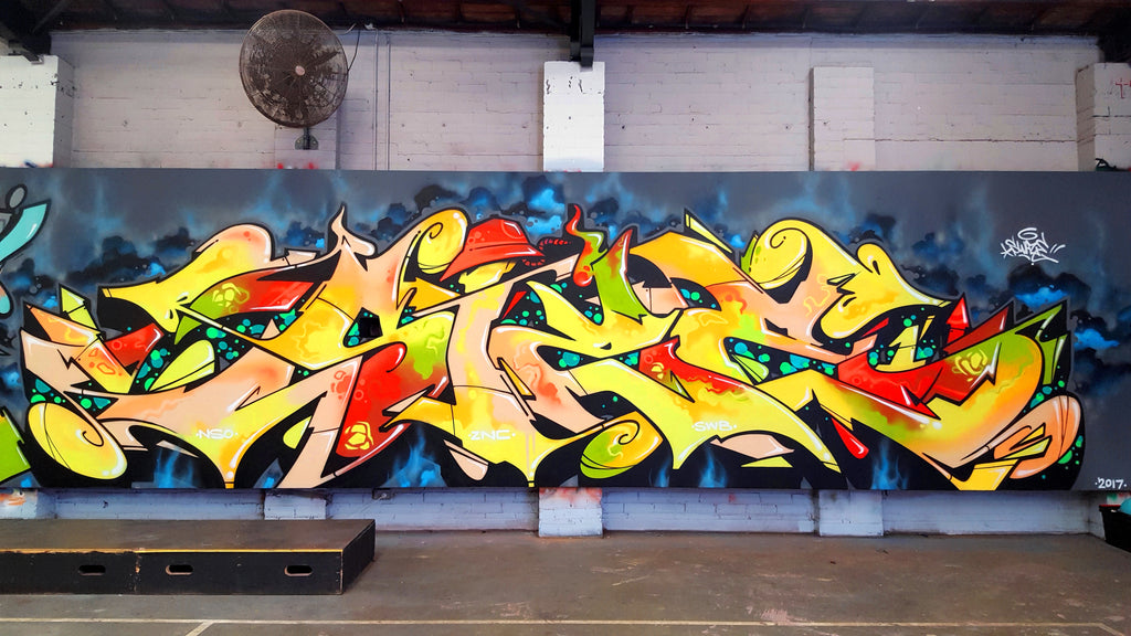bsp five for five australian graffiti interview