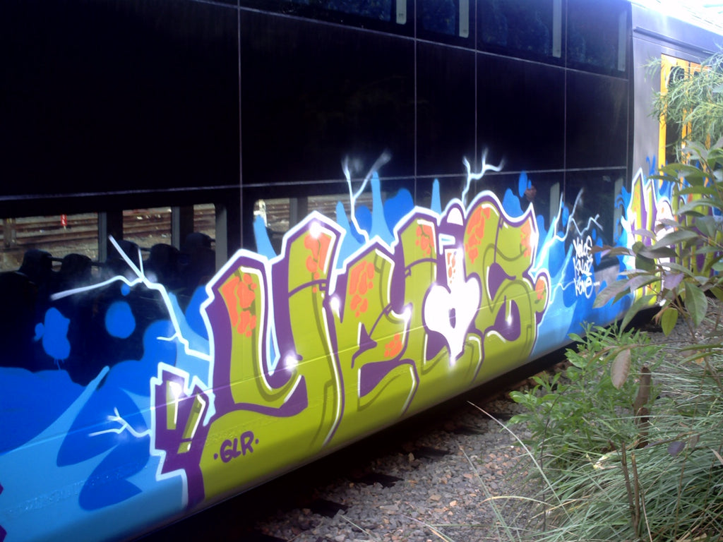 Yelos bsp clothing five for five graffiti interview