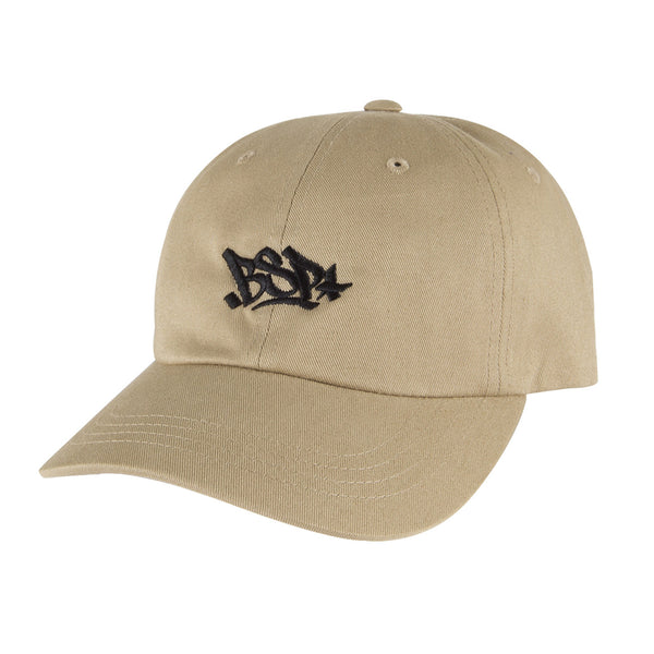 BSP Khaki 6 panel hat
