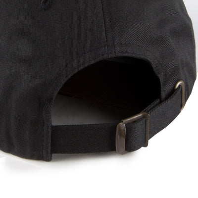 Back Brass Buckle 6 Panel Hat