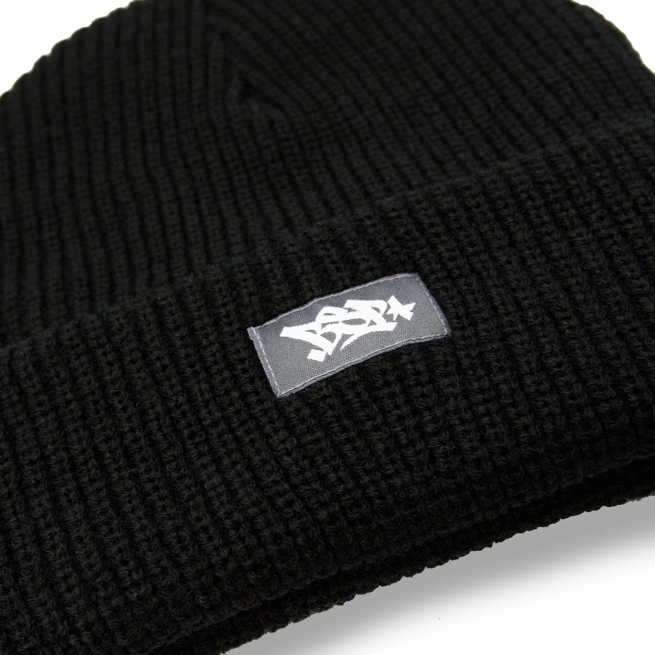 eacf1b3626036 Elements Beanie - BLACK - BSP CLOTHING