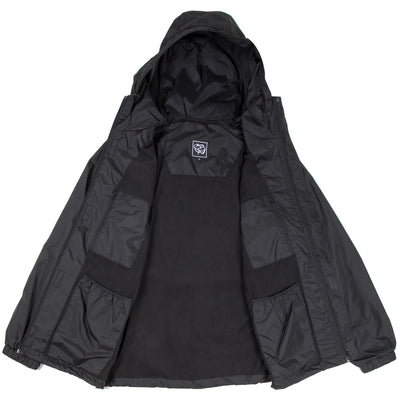 BSP Jacket with built in face mask INSIDE