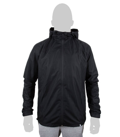 Blackout Jacket with built in mask instructions