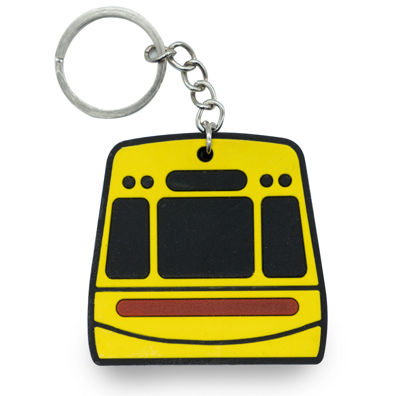 Brisbane train keyring