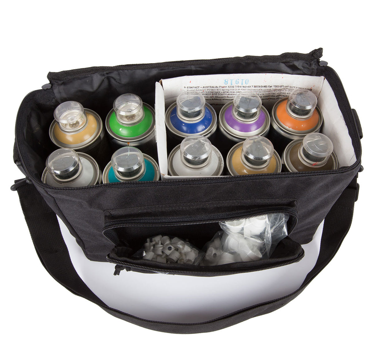 10 Pack paint bag Top