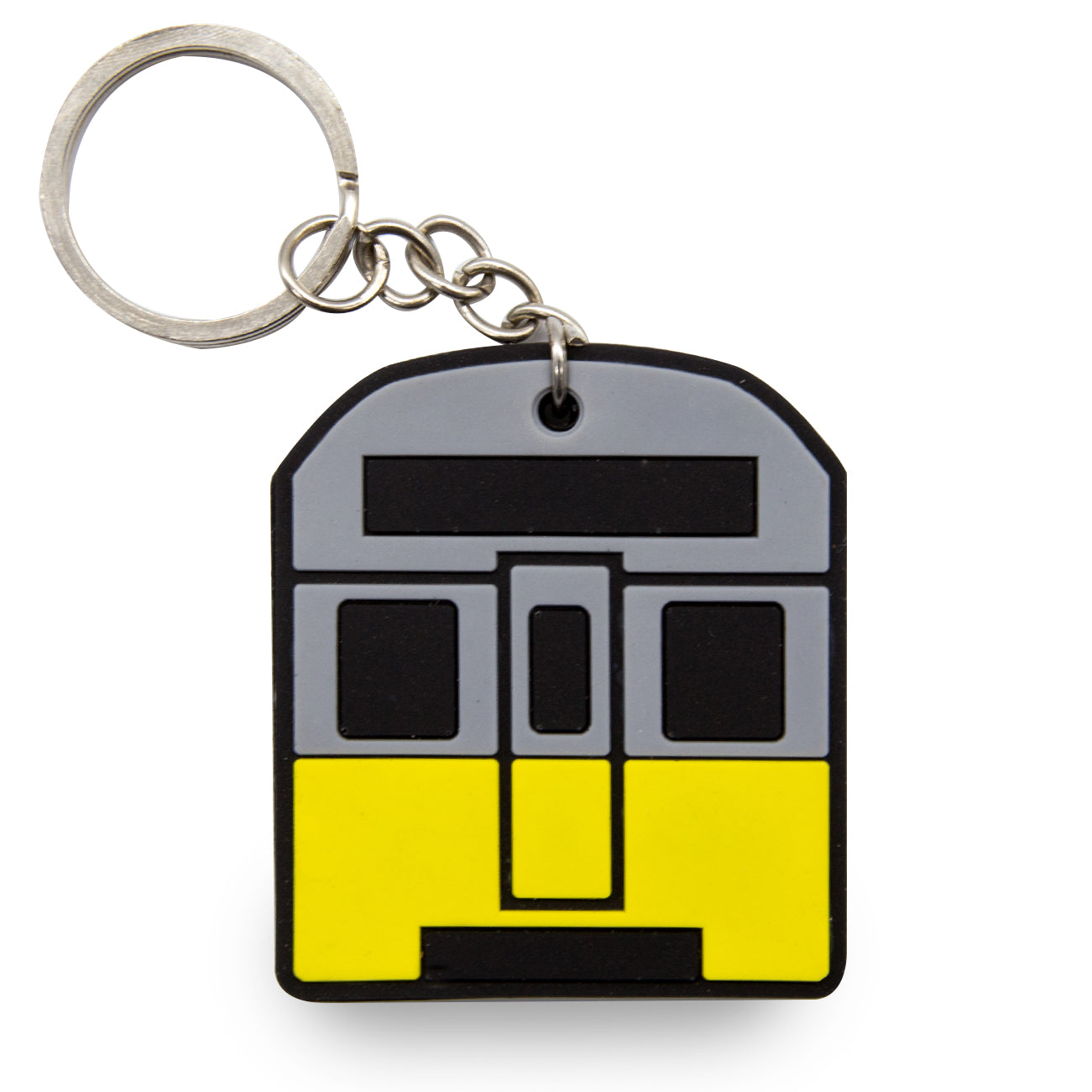 Sydney Train rubber Keyring