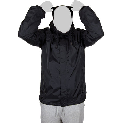 BSP Jacket with built in face mask