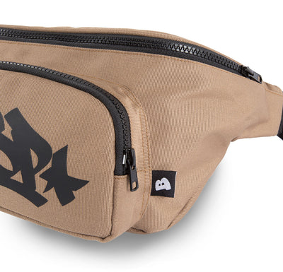 Commuter Sling Bag - Tan