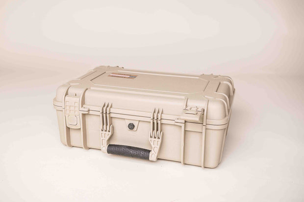 "14"" Hard Case - Field Tan"