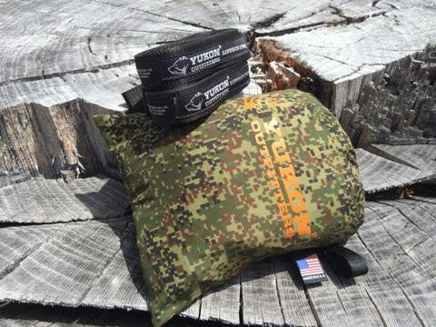 V2 Freedom Hammock with Tree Straps (Camo)