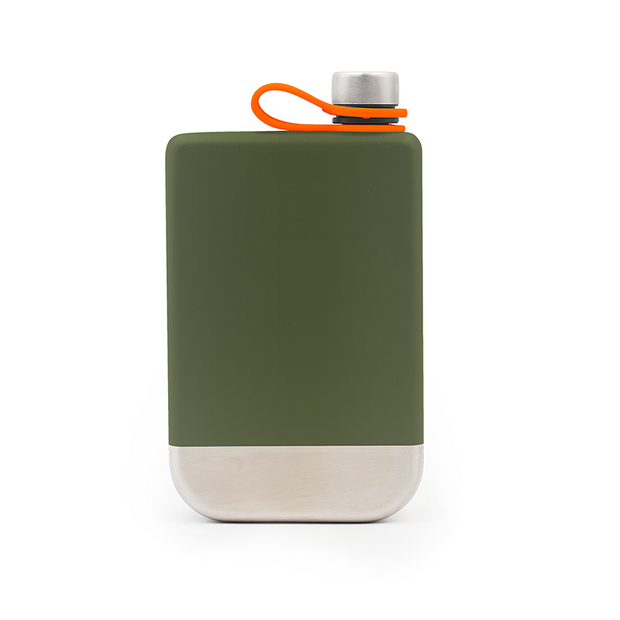 9 oz Highline Whiskey Flask