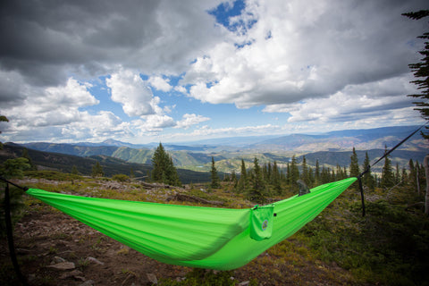 Black Friday Hot Deal! SomniSmart™ Recycled Hammock w/ Suspension
