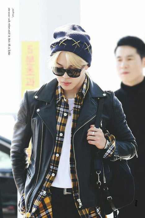 TOP 10 FAVORITE K-POP IDOL AIRPORT FASHION OUTFITS (MALE EDITION)