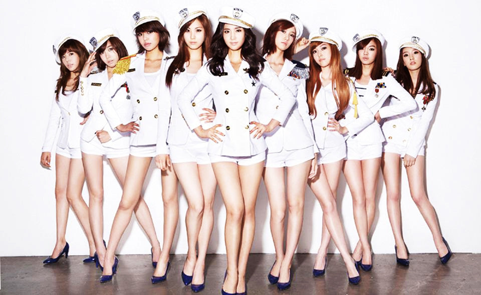 The Top 10 Most Viewed Girl's Generation Videos As Of Today
