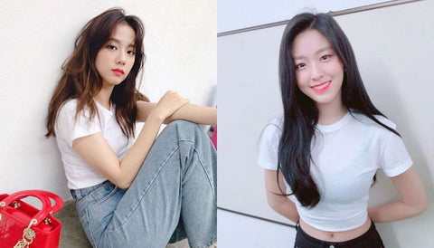 BLACKPINK's Jisoo and AOA's Seolhyun