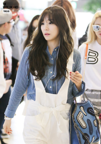 Top 10 Favorite K Pop Idol Airport Fashions Outfits Female Edition Allkpop The Shop