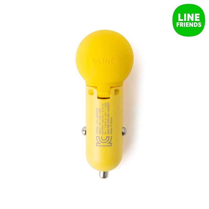 LINE FRIENDS Sally Car Charger
