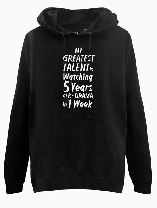 5 Years Hoodie Hoodies AKP Unisex Black Small